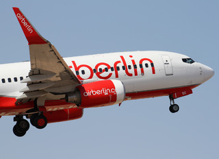 D-AGEC - Air Berlin Boeing 737-700