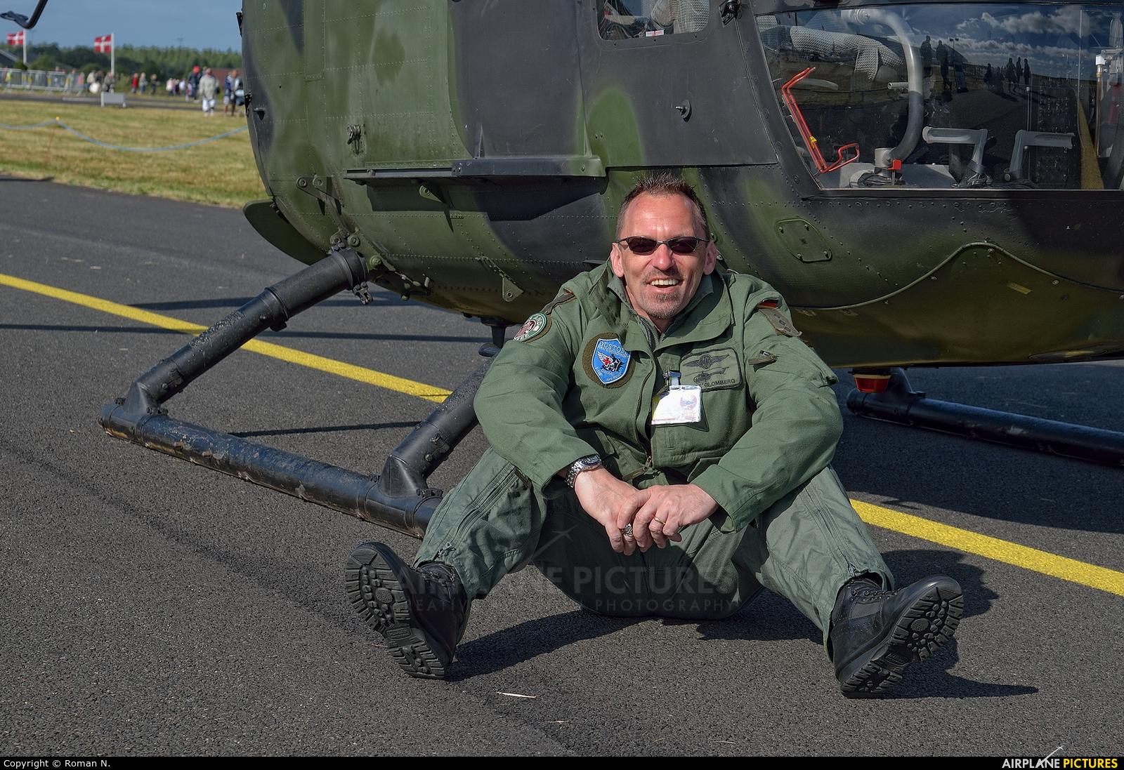 Germany - Army - aircraft at Karup