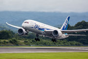 JA816A - ANA - All Nippon Airways Boeing 787-8 Dreamliner aircraft