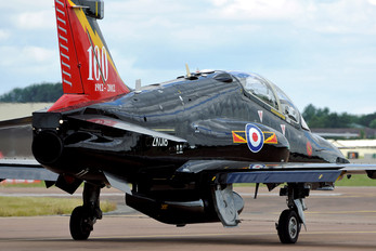 ZK018 - Royal Air Force British Aerospace Hawk T.2