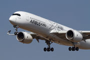 First appearance of A350 in South Africa title=