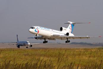 RA-85833 - Ural Airlines Tupolev Tu-154M