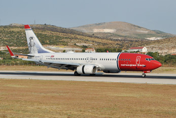 LN-NOJ - Norwegian Air Shuttle Boeing 737-800