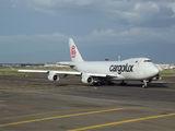 LX-TCV - Cargolux Boeing 747-400F, ERF aircraft