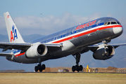 N673AN - American Airlines Boeing 757-200 aircraft