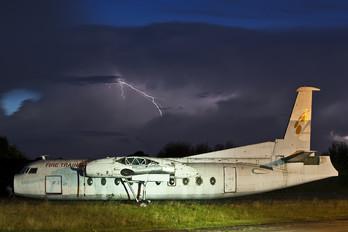 SE-KZD - Private Fokker F27