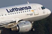 D-AILU - Lufthansa Airbus A319 aircraft