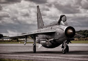 XR728 - Royal Air Force English Electric Lightning F.6 aircraft