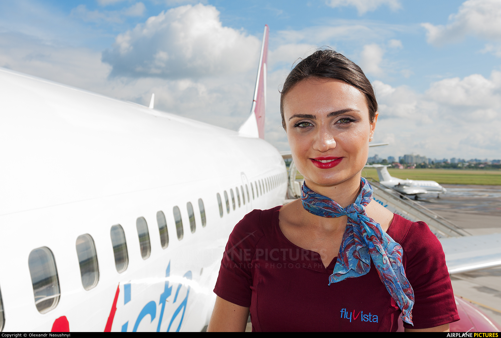 - Aviation Glamour - aircraft at Kyiv - Zhulyany