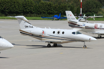 OM-TAA - Tatra Jet Slovakia Hawker Beechcraft 390 Premier