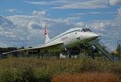 F-WTSA - Private Aerospatiale-BAC Concorde aircraft
