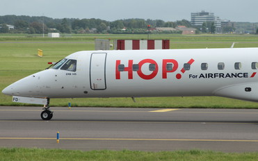 F-GUFD - Air France - Hop! Embraer ERJ-145