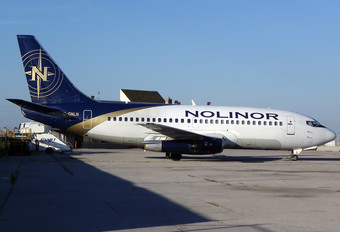 C-GNLN - Nolinor Aviation Boeing 737-200