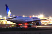 N223UA - United Airlines Boeing 777-200ER aircraft
