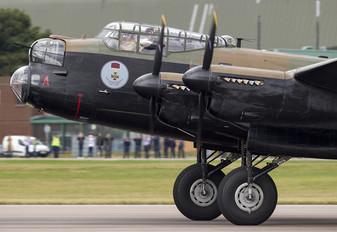 C-GVRA - Canadian Warplane Heritage Avro 683 Lancaster B.X