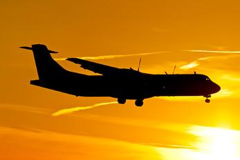 OY-LHB - Danish Air Transport ATR 72 (all models)