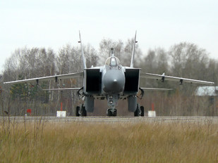 34 - Russia - Air Force Mikoyan-Gurevich MiG-31 (all models)