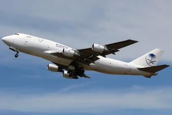 4L-ACE - Saudi Arabian Cargo Boeing 747-300SF