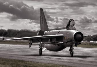 XS904 - Royal Air Force English Electric Lightning F.6