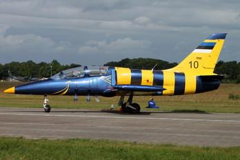 10 - Baltic Bees Jet Team Aero L-39C Albatros