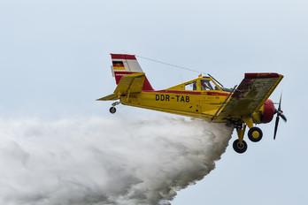 DDR-TAB - Interflug PZL 106AR/2M Kruk