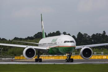 B-16718 - Eva Air Boeing 777-300ER