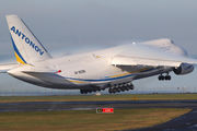 Antonov An-124 visited Auckland title=