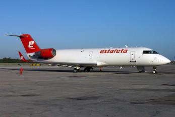 XA-SPO - Estafeta Carga Aerea Canadair CL-600 CRJ-200