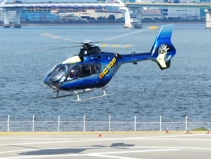 JA30TH - Toho Air Service Eurocopter EC135 (all models)