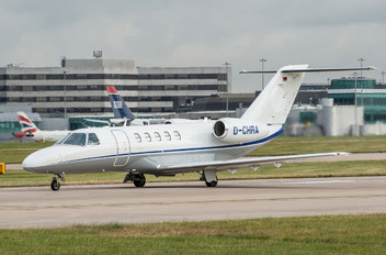D-CHRA - Private Cessna 525C Citation CJ4