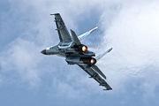 69 - Ukraine - Air Force Sukhoi Su-27UB aircraft