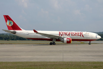 Kingfisher Airlines Photos