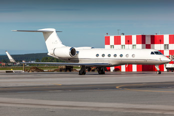 M-ALAY - Unknown Gulfstream Aerospace G-V, G-V-SP, G500, G550