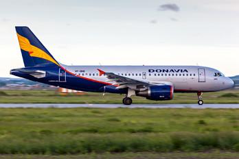 VP-BNB - Donavia Airbus A319