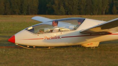 SP-3555 - Aeroklub Ziemi Pilskiej PZL KR-3 Puchatek