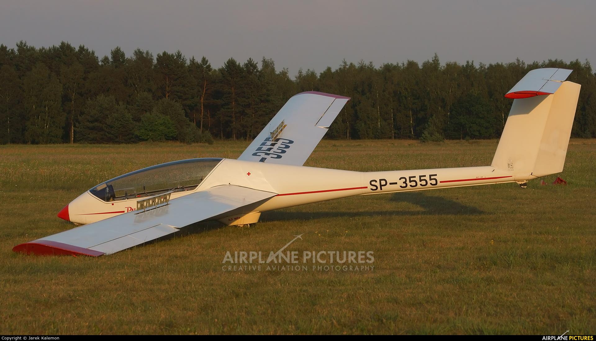 Aeroklub Ziemi Pilskiej SP-3555 aircraft at Piła