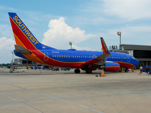 N707SA - Southwest Airlines Boeing 737-700