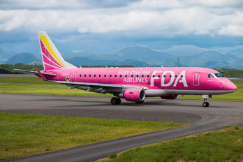 JA03FJ - Fuji Dream Airlines Embraer ERJ-175 (170-200)