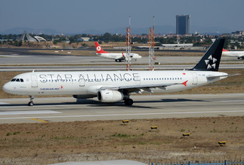 TC-JRB - Turkish Airlines Airbus A321