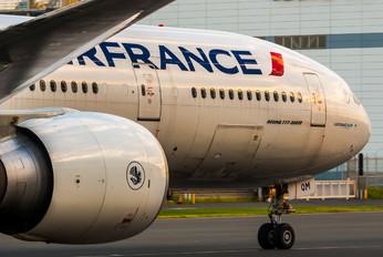 F-GSQM - Air France Boeing 777-300ER