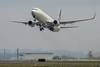 N78448 - United Airlines Boeing 737-900ER