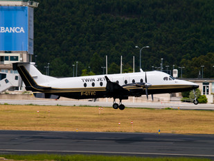 F-GTVC - Twin Jet Beechcraft 1900D Airliner