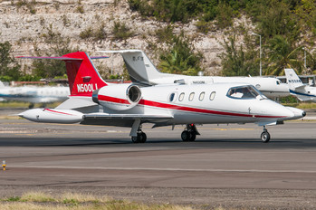 N500LL - Private Learjet 35 R-35A