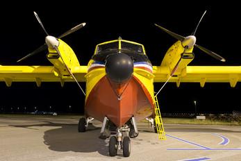 I-DPCV - Italy - Protezione civile Canadair CL-415 (all marks)