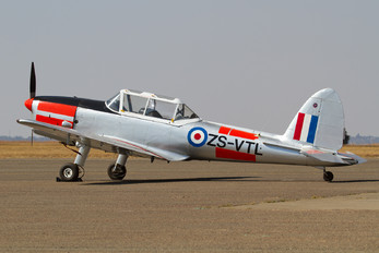 ZS-VTL - Private de Havilland Canada DHC-1 Chipmunk