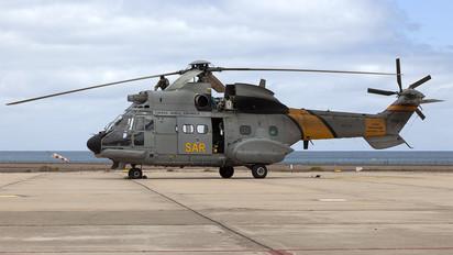 HD.21-4 - Spain - Air Force Aerospatiale AS332 Super Puma