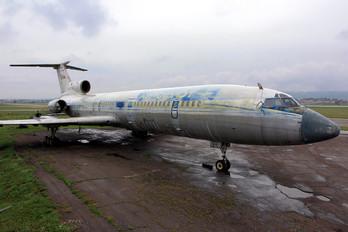 RA-85145 - Aeroflot Tupolev Tu-154B-1