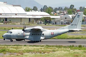 AMP-125 - Mexico - Navy Casa C-295M