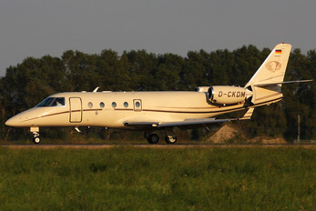 D-CKDM - DC Aviation Gulfstream Aerospace G150