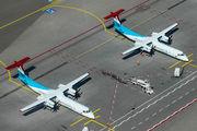 LX-LQA - Luxair de Havilland Canada DHC-8-400Q / Bombardier Q400 aircraft